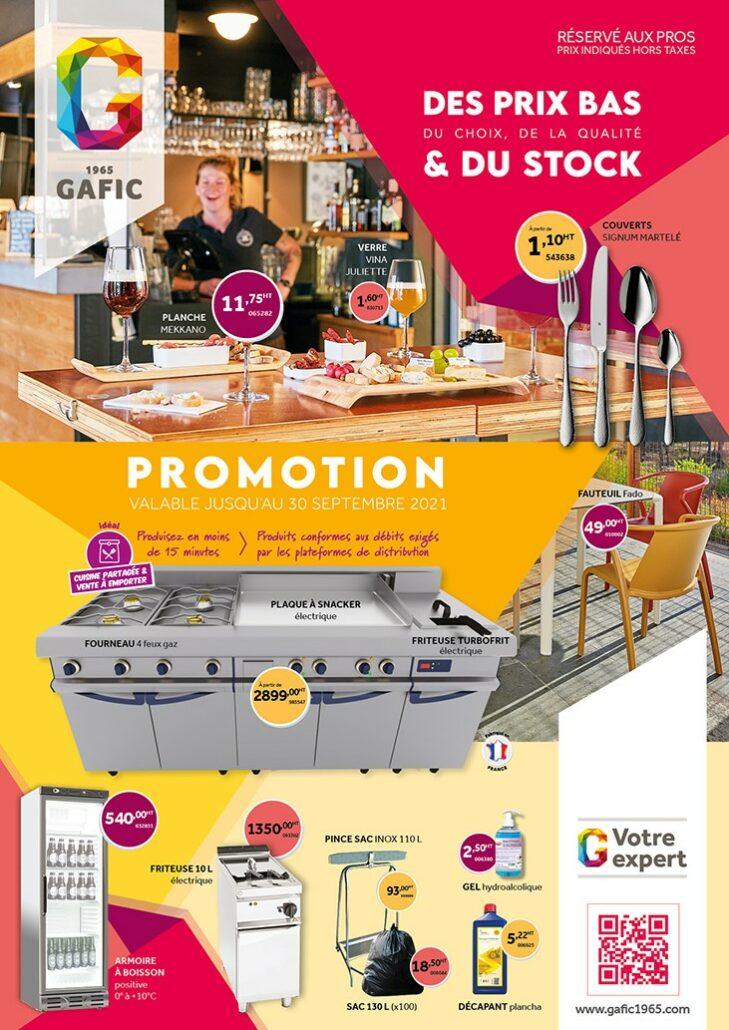 Promotion générale Avril 2021